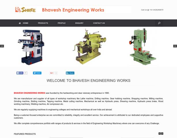 shreemachinery
