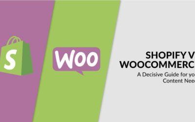 The Best E-Commerce Platform – WooCommerce or Shopify?